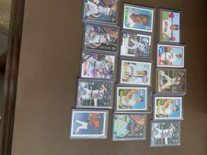 Baseball cards and rookie cards for Sale in Fort McKavett, TX
