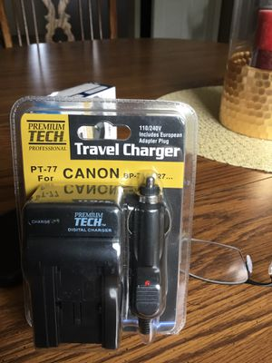 Battery travel charger for Sale in Horseheads, NY