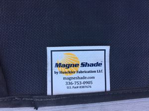 MH Windshield Magne Shade for Sale in Yuma, AZ