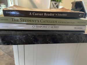 FREE Latin books for Sale in Chelsea, MA