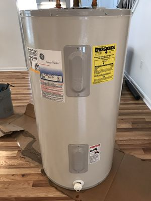 GE 50 gallon hot water heater perfect working condition for Sale in Silver Spring, MD
