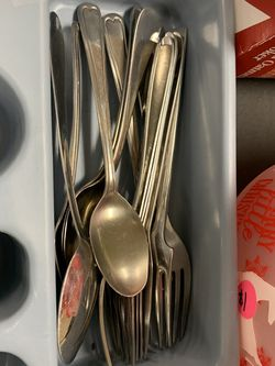 Batch of forks and spoons for Sale in Long Beach,  CA