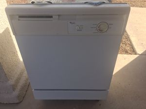 Dishwasher whirlpool for Sale in El Paso, TX