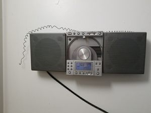 Brookstone CD Player and FM/AM Radio for Sale in Boston, MA