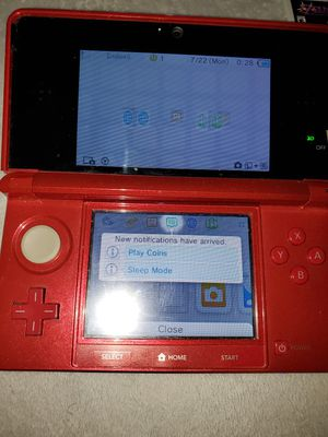 Nintendo 3ds with legend of zelda ocarina of time 3d, legend majors mask 3d for Sale in Murfreesboro, TN