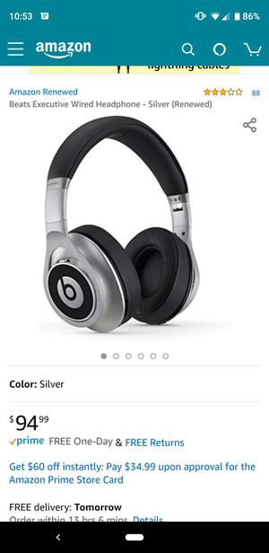 Beats executive headphones for Sale in San Antonio, TX