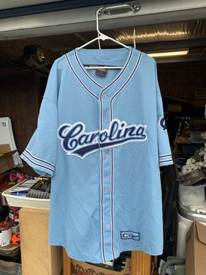 Carolina XXL Baseball Stitched Jersey for Sale in Washougal, WA