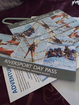 RIVER SPORT DAY PASSES $180X(5) $35 X(1) for Sale in Oklahoma City, OK