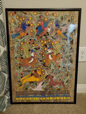 Bright Animal Art, Framed for Sale in Laguna Beach, CA