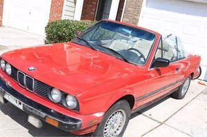 1987 e30 bmw 325i for Sale