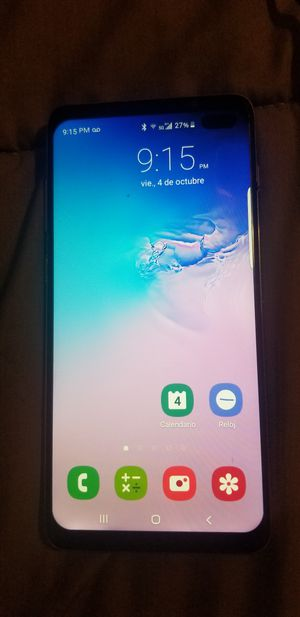 Samsung galaxy s10 plus for Sale in Oakland, CA