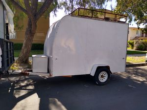Enclosed trailer 6'X10' for Sale in Garden Grove, CA