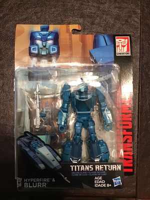 Transformers Titans Return Blurr for Sale in Lakewood, CA