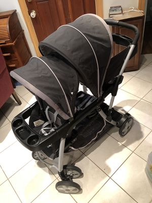 Graco Double Stroller for Sale in Raleigh, NC