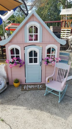 wooden playhouse for Sale in Bellevue, WA