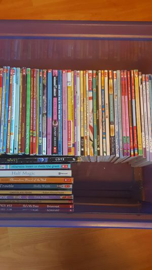 Kids chapter books 2nd - 5th grade for Sale in South San Francisco, CA
