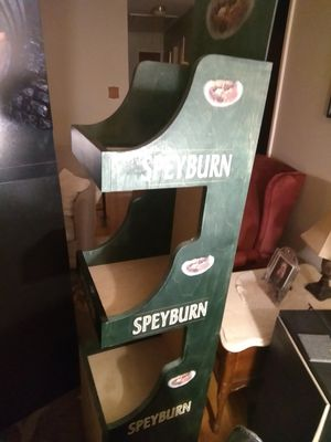 Speyburn scotch shelves! for Sale in Richmond, VA
