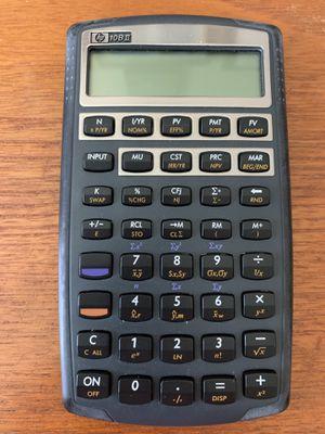 HP 10B II Financial Calculator for Sale in Bluffton, SC