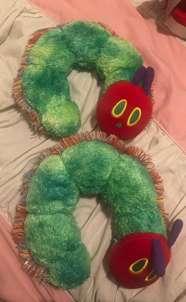 Eric Carle. Neck pillows for kids