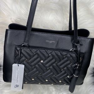 Black Karl Lagerfeld Purse Brand New for Sale in Inglewood, CA