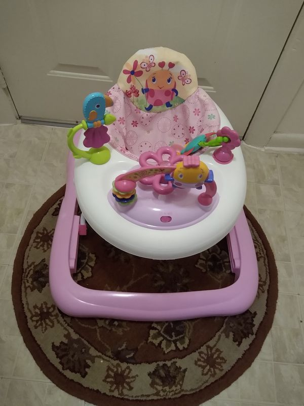 Used Walker and playpen $70 or offer