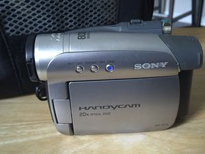 Sony handicam camerawomen for Sale in Danbury, CT