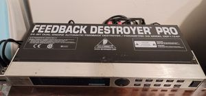Behringer feedback destroyer pro 24-Bit Dual for Sale in Dearborn, MI