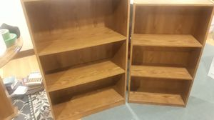 2 Bookshelves for Sale in Independence, OH