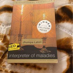 Interpreter Of Maladies for Sale in Chino Hills,  CA