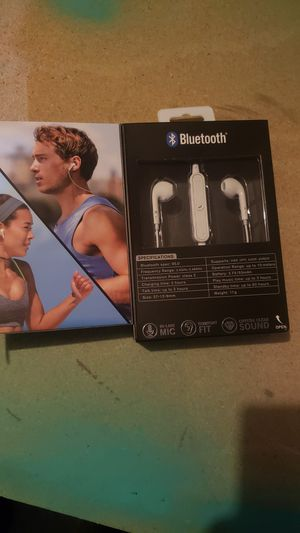 Unopened wireless earbuds for Sale in Mukilteo, WA