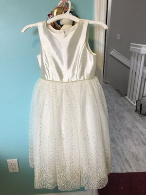 Flower Girl Formal Dress Size 7 for Sale in Miami, FL
