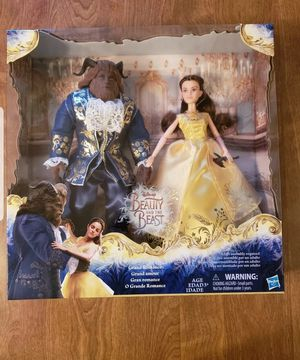 Live Action Beauty and the Beast Barbie Dolls for Sale in Normal, IL