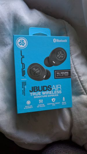 New Jlabs Jbuds Air Truly Wireless for Sale in Los Angeles, CA