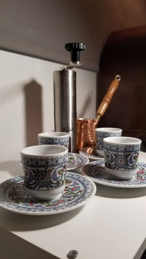 Turkish Coffee Set for Sale in Antioch, CA