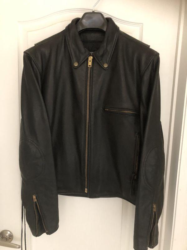 Motorcycle jacket men's