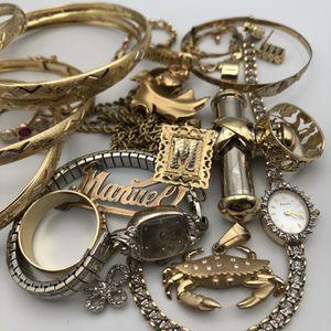 Gold Oro 10k 14k 18k 22k for Sale in Downey, CA