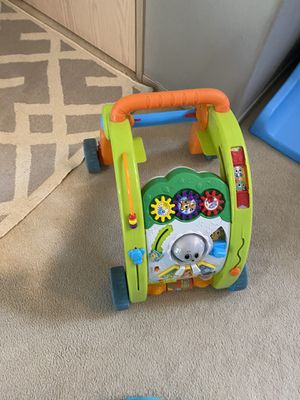 Free baby walker toy for Sale in Maple Valley, WA