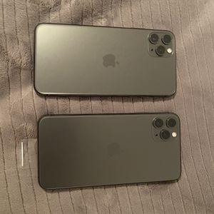 iPhone 11 Pro Max 64gb Black for Sale in Herndon, VA