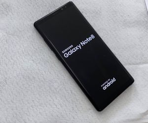 Samsung Galaxy Note 8 64GB Unlocked Excellent Condition for Sale in Raleigh, NC