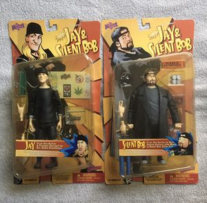 Jay & Silent Bob Figures for Sale in Redford Charter Township, MI