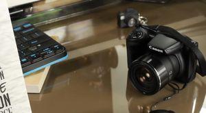 Canon PowerShot SX420 IS Digital Camera (Black) ((Rental)))75$brand new-3weeks ((((Rental) for Sale in Glen Ellyn, IL