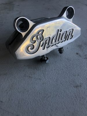 Indian motorcycle brake caliper for Sale in San Diego, CA