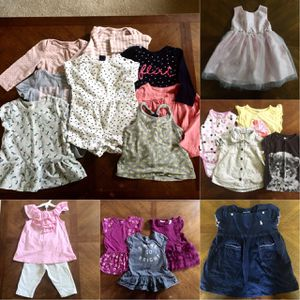Assorted 12-18months old baby Clothing Gap Ralp Lauren Gymboree Marimekko Crazy8 Old Navy First Impression for Sale in West Los Angeles, CA