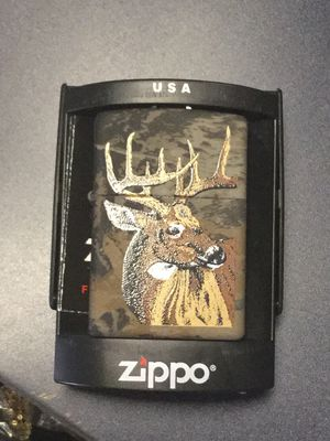 New zippo deer buck..Great Christmas gift! for Sale in Milford, OH