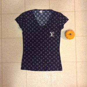 Louis Vuitton Crew Neck Shirt for Sale in Rockville, MD