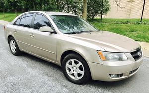 """Only $2420 ! 2006 Hyundai Sonata V6 ' Read details """" Priced very cheap """" CAR drives for Sale in Kensington, MD"""