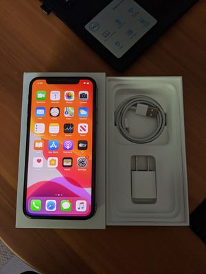 iPhone X 256GB! Works On All Carriers! for Sale in Irvine, CA