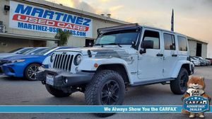 2017 Jeep Wrangler Unlimited for Sale in Livingston, CA