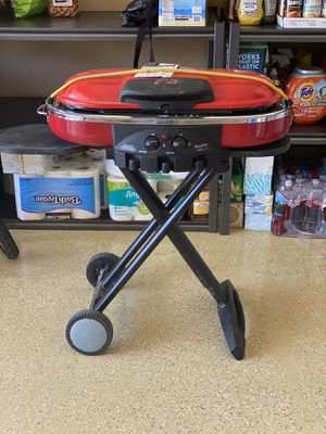 Coleman stove propane stand up grill outdoor bbq summer camping series 9949 for Sale in Goodyear, AZ