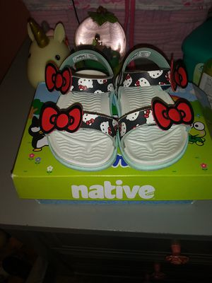 Native hello Kitty sandals for Sale in Downey, CA